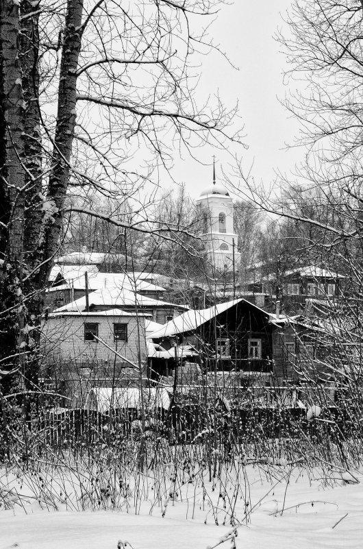Зимние зарисовки 1 - Олег Куликов