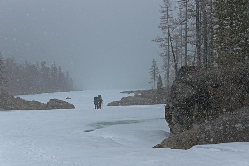 Снег, снег, снег, снег.... - Алексей Видов