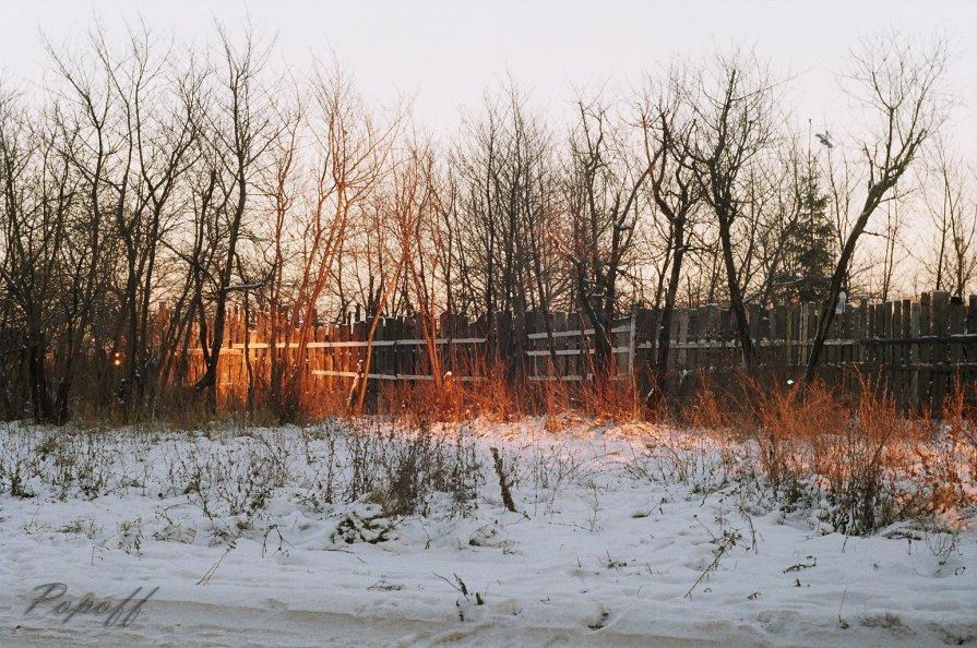 Хорошо зимой в деревне - Sergey Popoff