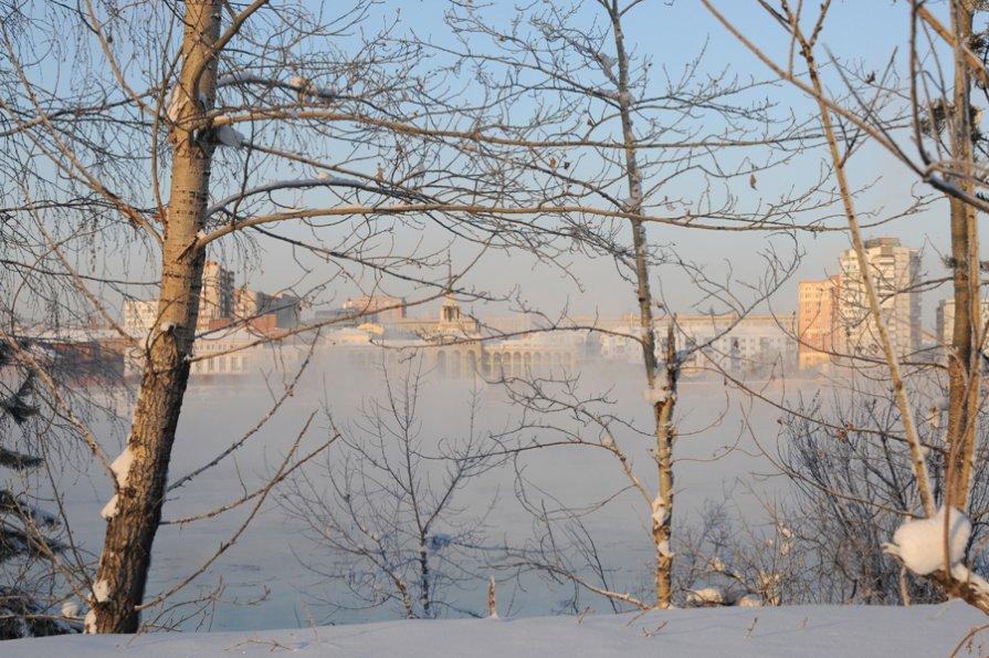 Зима - Valentina Popova