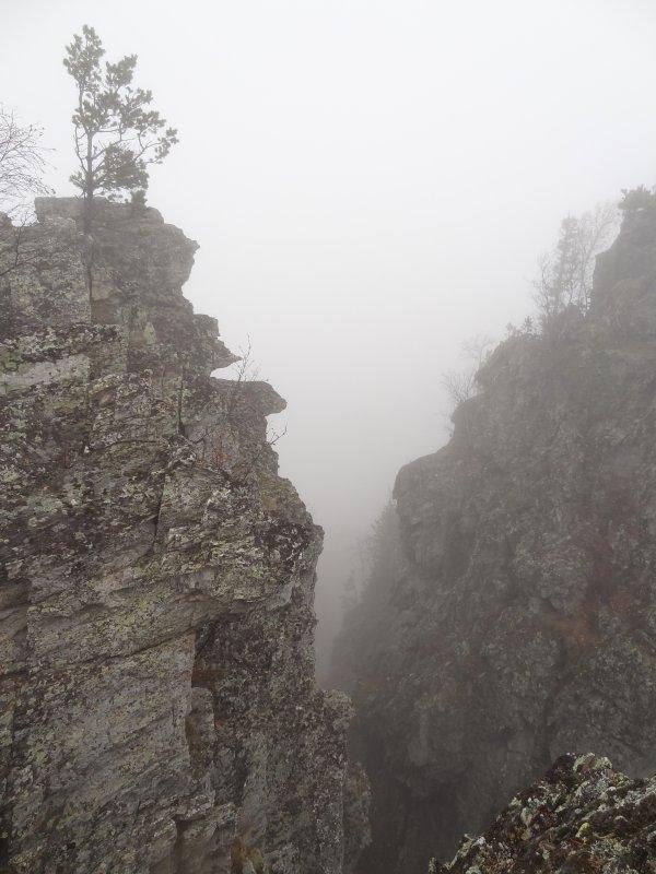 На вершине Синих скал. - Наталья Иванова