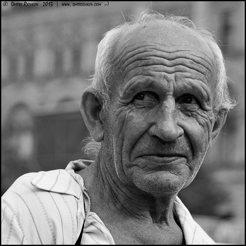 Старик - DR photopehota