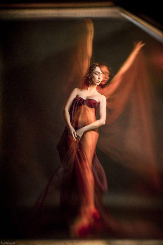 огненная бабочка Натали - Светлана Зырянова