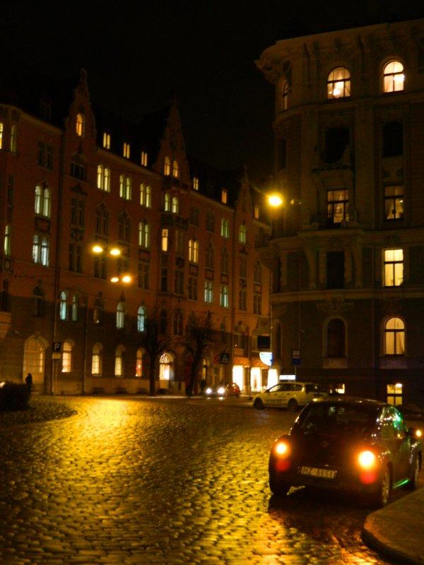 Ночная Рига - Lina Liber