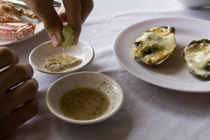 Приготовление соуса - Ekaterina Shchurina