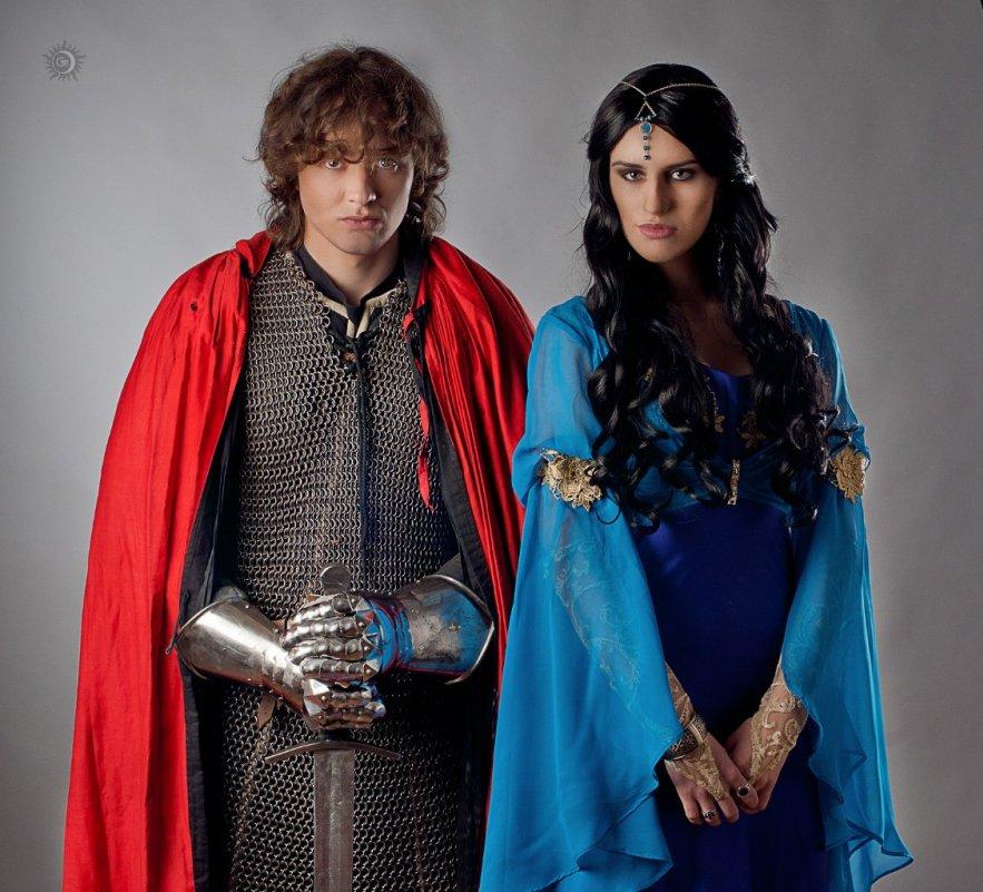 Mordred and Morgana l Мордред и Моргана - Golden T-light Show