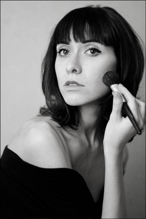 Портрет девушки у зеркала - Eлена Ларина