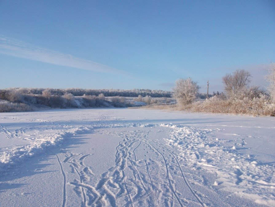 Зимние дорожки - Дмитрий Агафонов