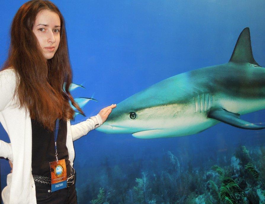 Акула - друг человека ! - Игорь Абрамов