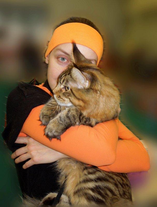 Кошки - это цветы жизни ! - Игорь Абрамов