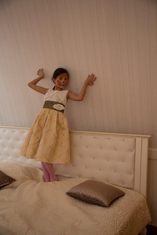 я тоже хочу быть моделью!! - Инна па