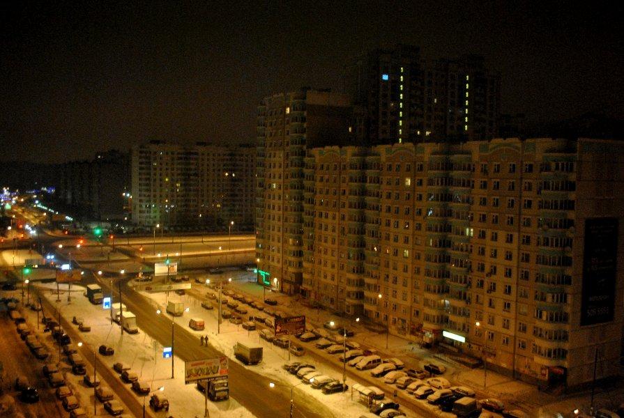 Ночь - Вероника Манакова (Изотова)