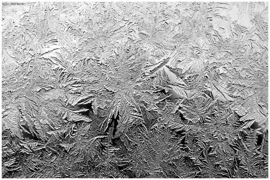 Зима рисует на окне... - Сергей Бережко