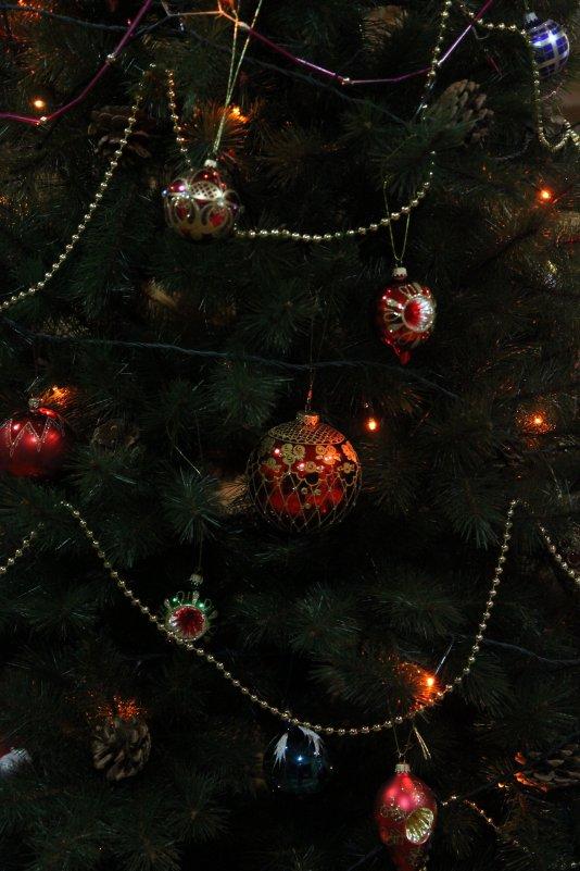 елка - Василий Гущин