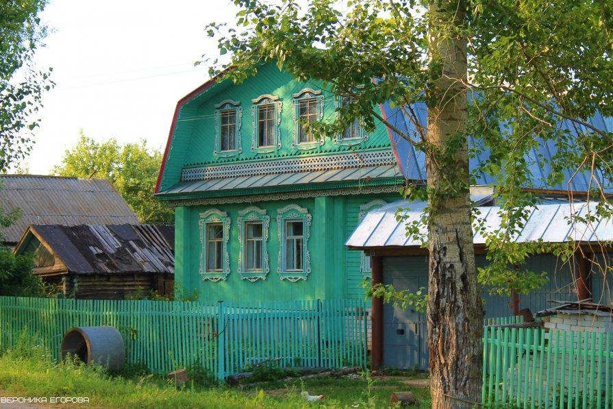 Домик в деревне - Вероника Егорова