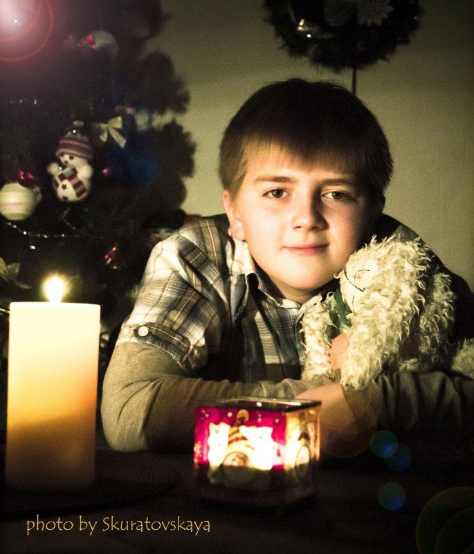 новогоднее - Ника Винницкая