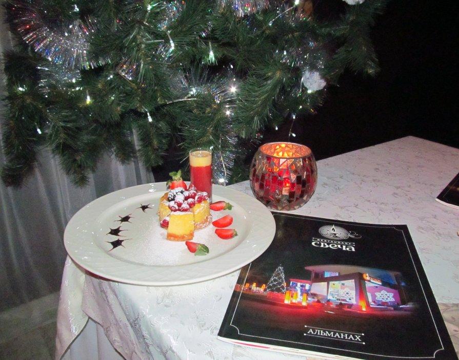 Зимний десерт - Cheesecake - AV Odessa