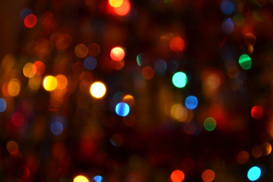 Новогодние огни - Дмитрий Литвинчук