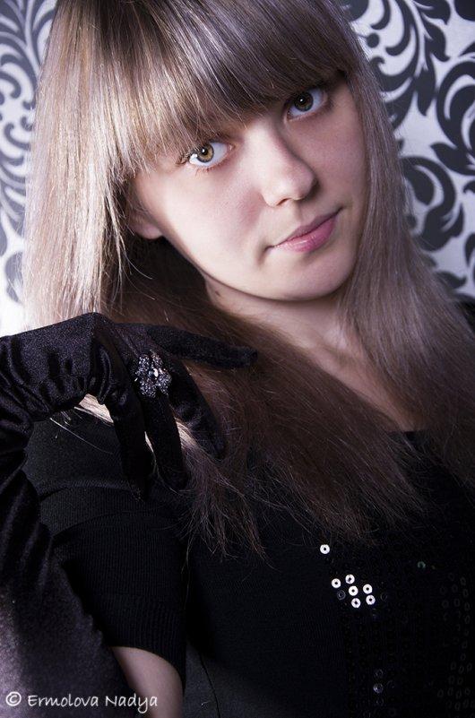mary - Надя Ермолова