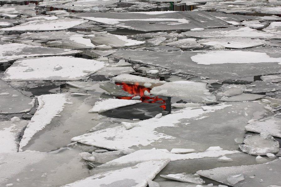 Лёд и плазма - Юля Стаброва
