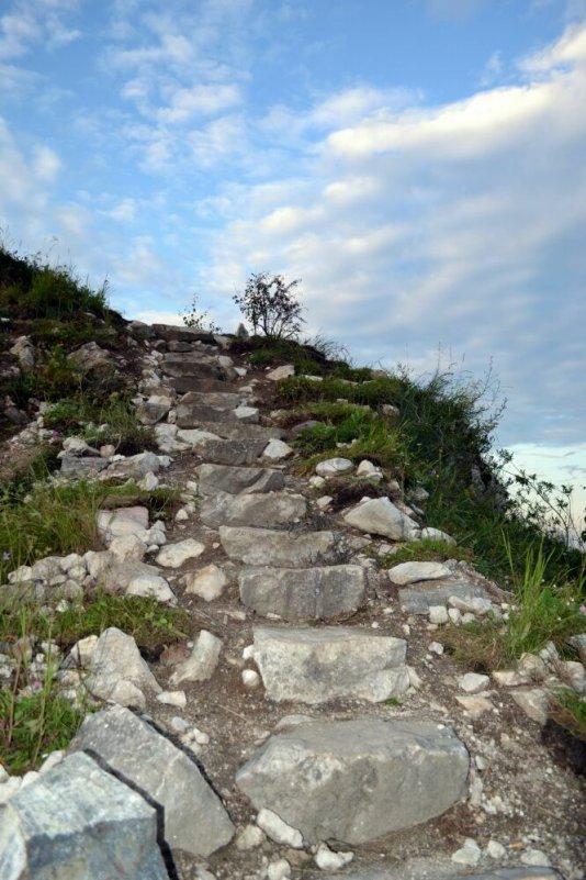 Лестница в небо - Сергей Саблин