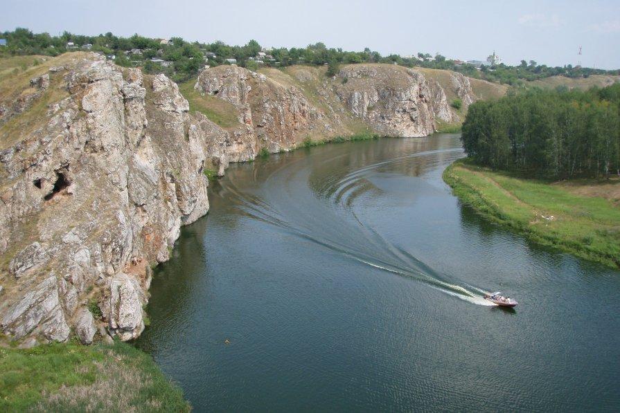 Исетский каньон - Сергей Комков