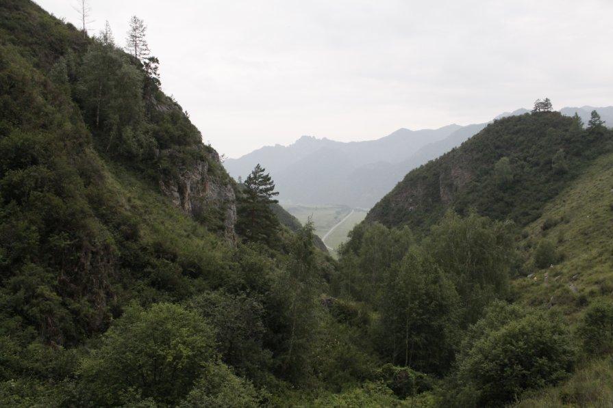 ущелье горных духов - наталья якушева
