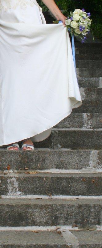 Платье невесты и букет - Ekaterina Shchurina