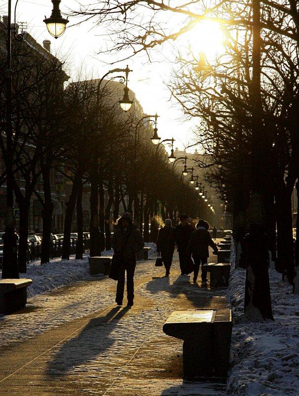 Морозный день - Татьяна Горд