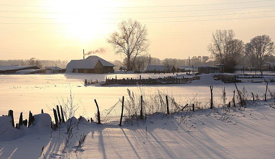 Утро в деревне - Олеся Селиванова