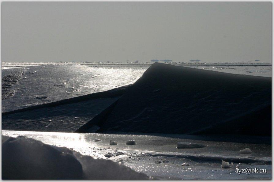 Чёрный лёд - Андрей Lyz
