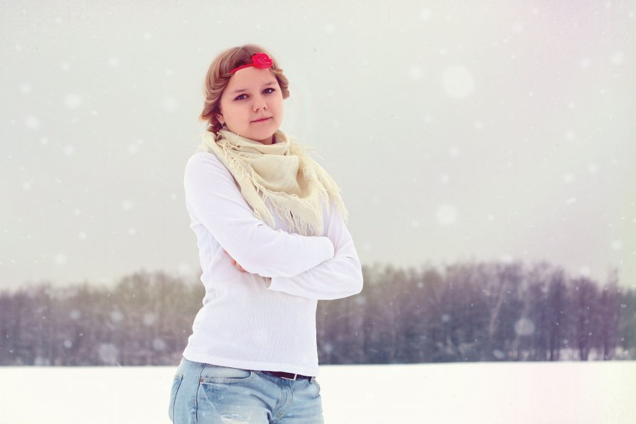 Я - Светлана Бегинина