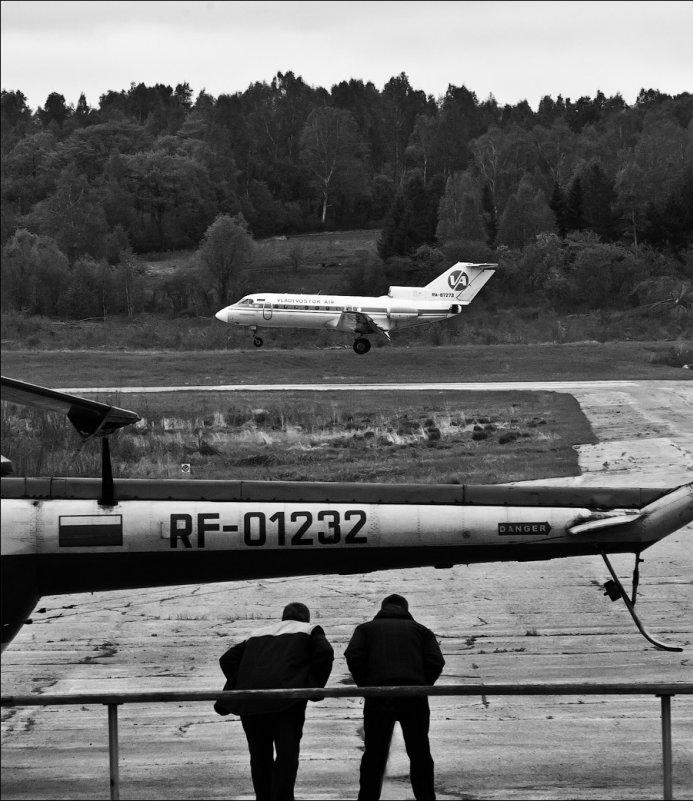 Посадка - контроль - Дмитрий Рудаков