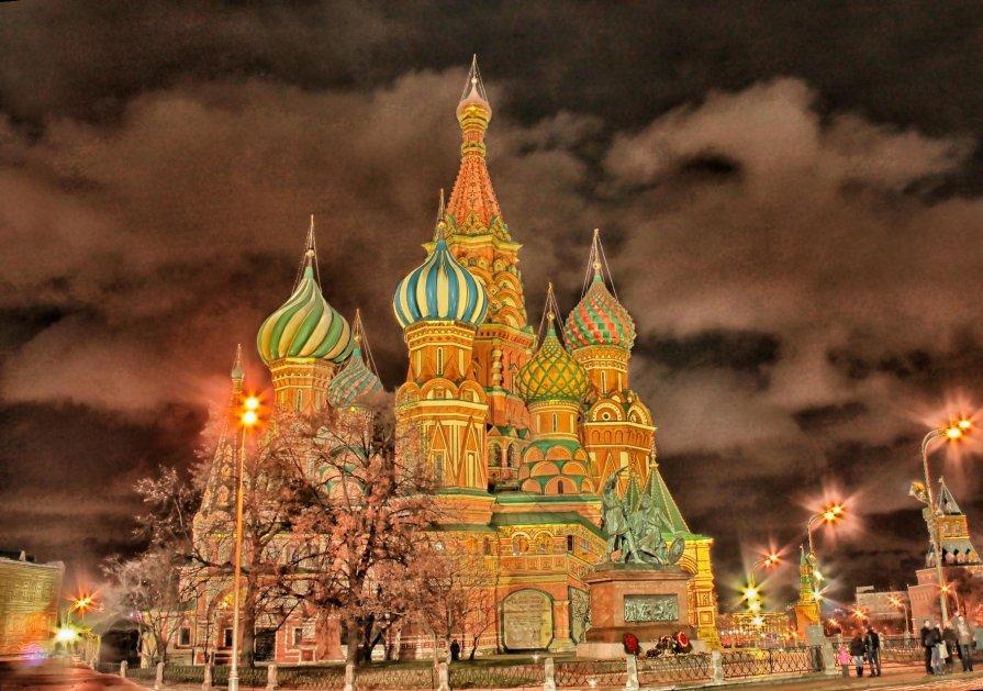 Храм - Андрей Кравец