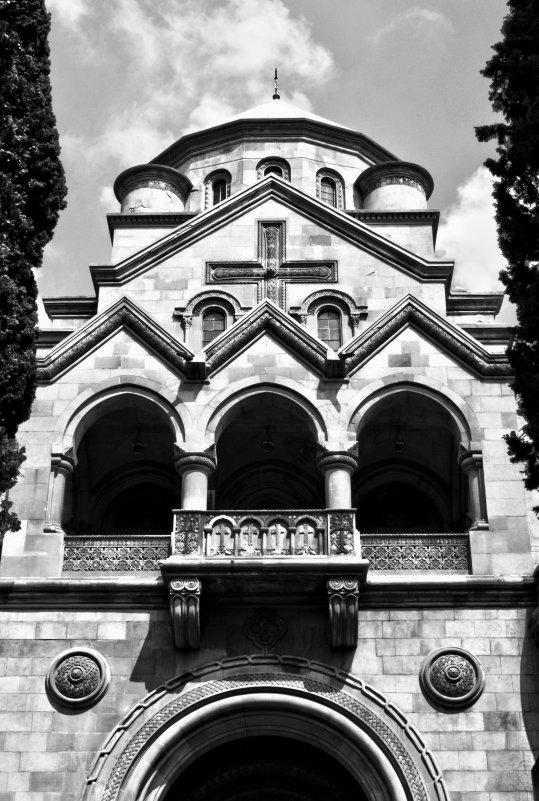 церковь - Nika Kuzmachevskaya