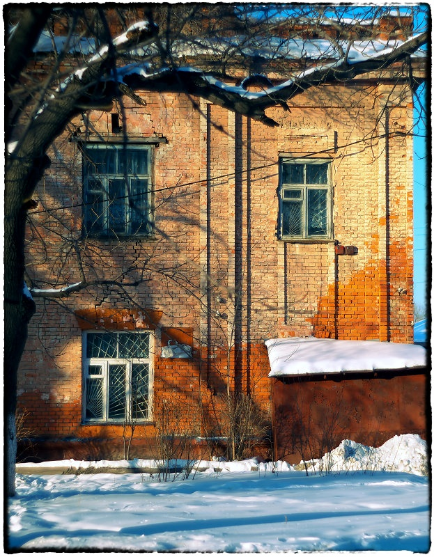 дом № - Андрей Панихин