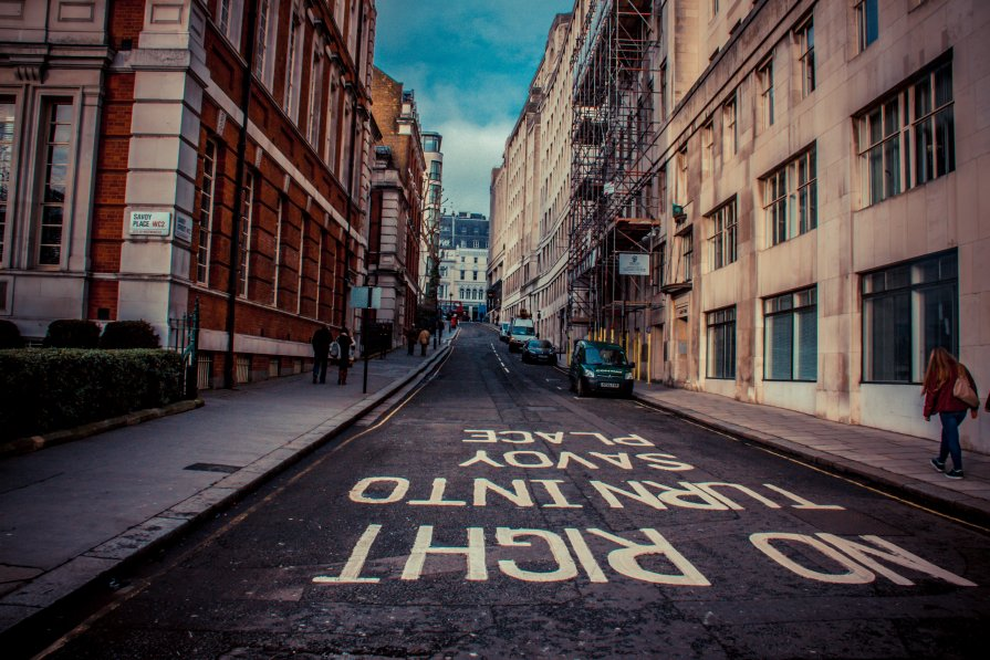 street - Pavel Slusar