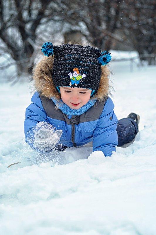Так вот ты какой снег - Юлия Makarova