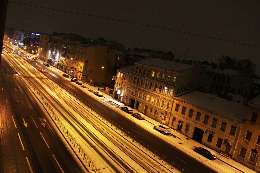 Ночной Петербург - Алёна Маненкова