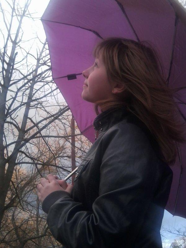 Кажется дождь собирается.... - Elena Balatskaya