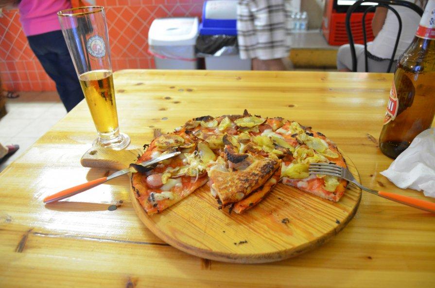 итальянская пицца - Виктор Медведев