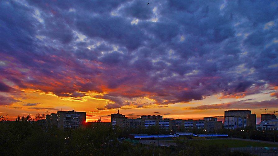 вид из окна - Дмитрий Симонов
