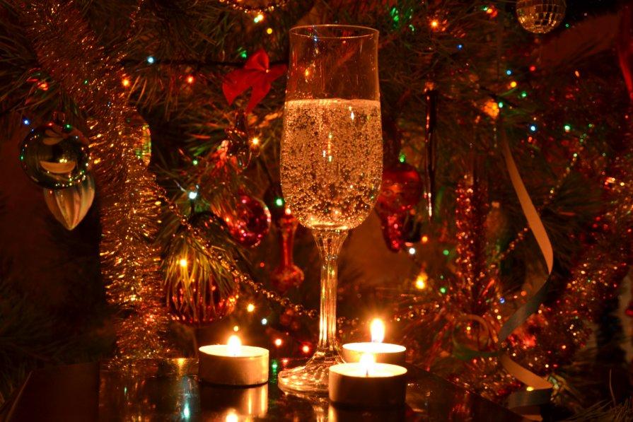 Новый год - Ольга Рыбакова