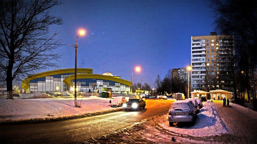 ночной город - Дмитрий Симонов