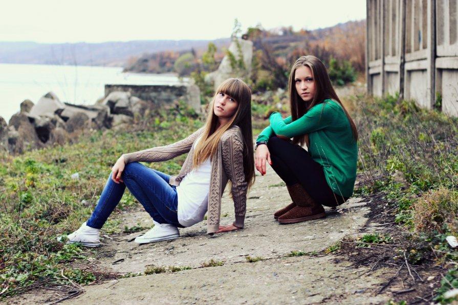 Двойняшки - Альбина Лукъянчук