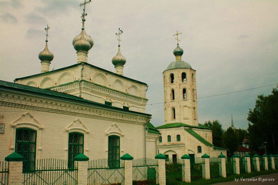 Церковь - Вероника Егорова
