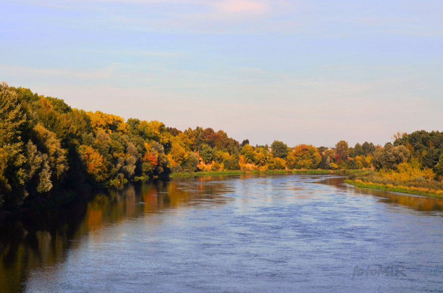 река Неман - inna mac