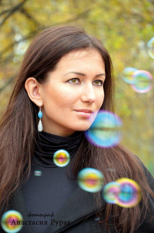 Портрет - Анастасия Рурак
