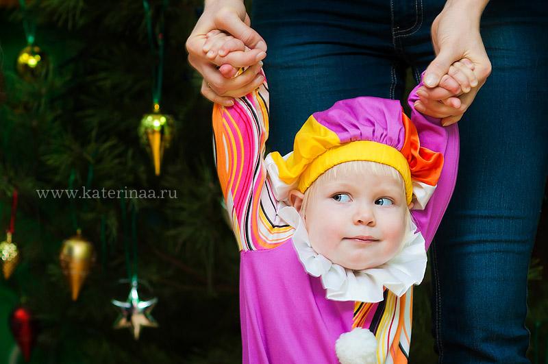 Новогодняя елка - Катерина А.