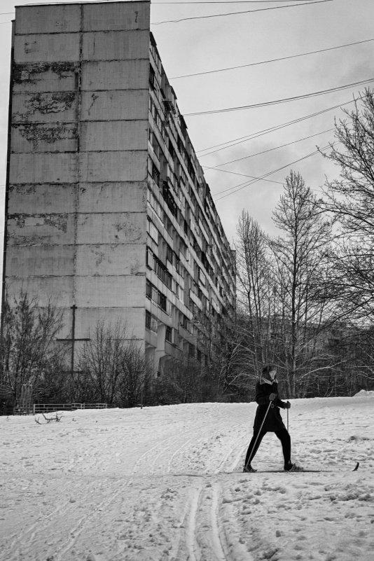 Лыжеходец - Ильдар Ситдиков